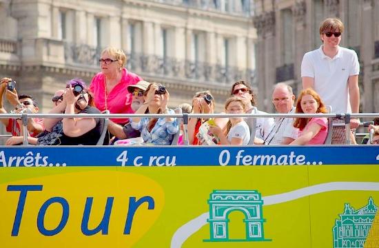 Ελληνικός τουρισμός: +22% η αύξηση κρατήσεων από Γαλλία