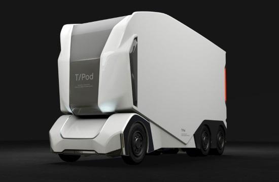 Τα πρώτα ηλεκτρικά φορτηγά χωρίς οδηγό είναι πραγματικότητα