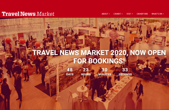 Ένα νέο μοντέλο με το οποίο θα μπορούν να διεξάγονται ζωντανά οι τουριστικές εκθέσεις