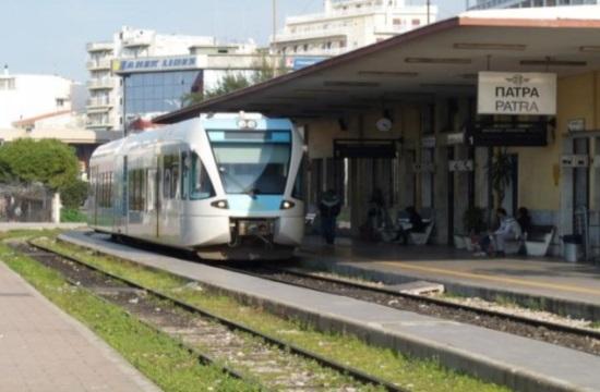 ΤΡΑΙΝΟΣΕ: Αθήνα-Θεσσαλονίκη σε 4 ώρες