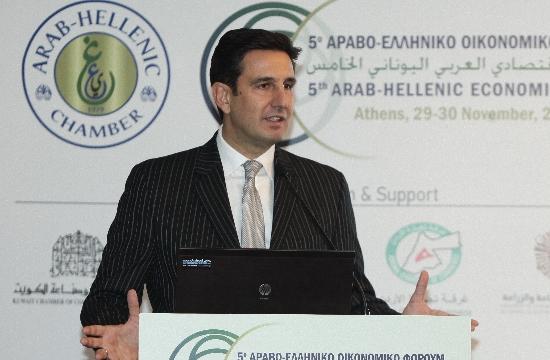 Ευχαριστίες Αραβο-Ελληνικού Επιμελητηρίου προς τον γ.γ. του ΕΟΤ