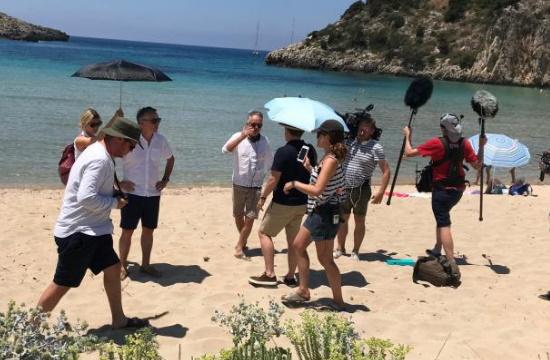 """Η Ελλάδα, ο πολιτισμός και η γαστρονομία της στη σειρά του BBC """"Trip to Greece"""""""