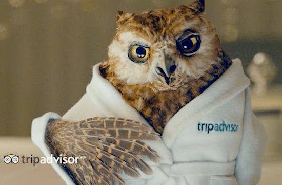 Τηλεοπτική καμπάνια λανσάρει η TripAdvisor μετά από δυο χρόνια (video)