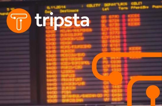 Tripsta: Πωλήσεις 2,8 εκατ. εισιτηρίων το 2017
