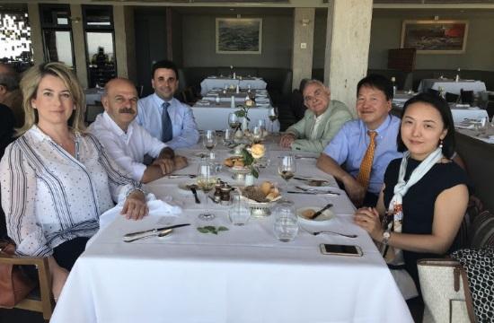FedHATTA: Γεύμα εργασίας για τη διεκδίκηση της Japan Week στην Αθήνα
