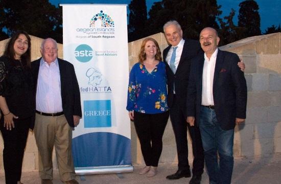 FedHATTA: Ενθουσιασμένοι από την Ελλάδα οι Αμερικανοί τ. πράκτορες – Και νέα επίσκεψη στη χώρα μας το Νοέμβριο