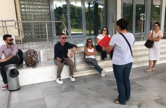 Ξενάγηση στη Θεσσαλονίκη στους φορείς τουρισμού της πόλης