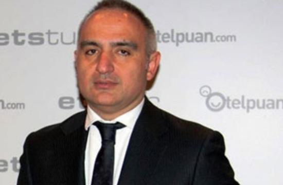 Αυτός είναι ο νέος υπουργός Τουρισμού της Τουρκίας