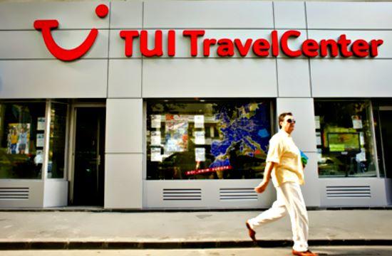 H TUI κλείνει 34 καταστήματα- Έμφαση στην ψηφιακή τεχνολογία