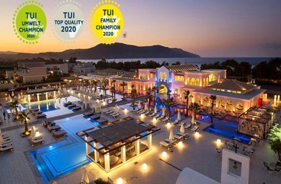Τρία κορυφαία βραβεία της TUI στο Anemos Luxury Grand Resort