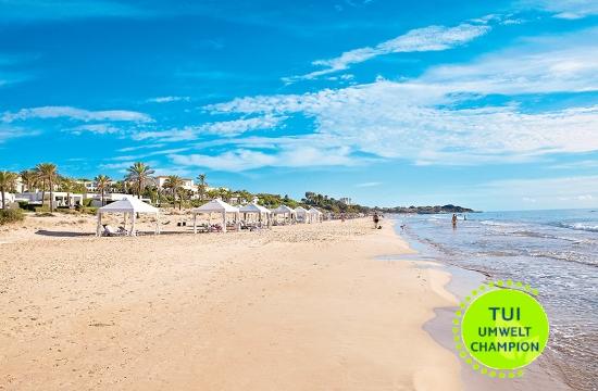 Βραβεία TUI Environment Champion σε 27 ελληνικά ξενοδοχεία