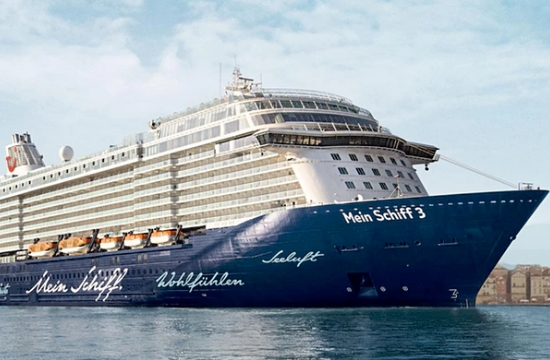 Κρουαζιέρα: Το Ηράκλειο homeport για τις εταιρίες TUI και Hapag-Lloyd Cruises