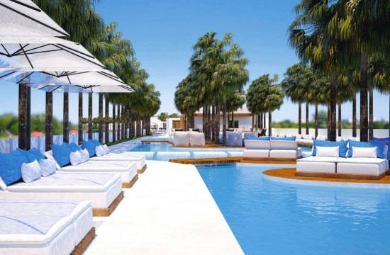 TUI Sensimar Meltemi Blu: Άνοιξε το πρώτο επώνυμο ξενοδοχείο της TUI στη Σαντορίνη (φωτο)
