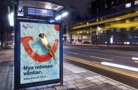 "TUI: Η νέα διαφημιστική καμπάνια στις Σκανδιναβικές αγορές ""Νέες αναμνήσεις σας περιμένουν"" (video)"