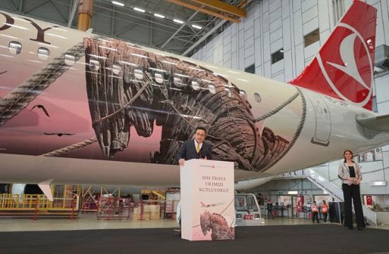 Τουρκικός τουρισμός: Έτος της Τροίας με «Δούρειο Ίππο» την Turkish Airlines