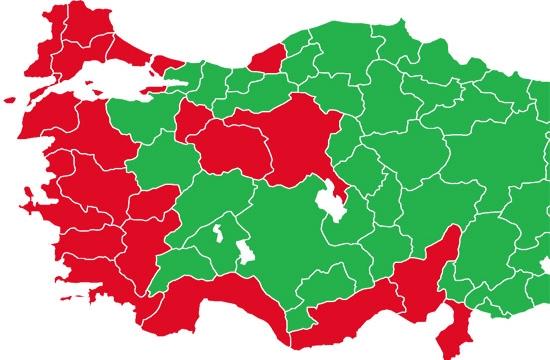 Τουρκία: Προς τρίμηνη παράταση η κατάσταση έκτακτης ανάγκης