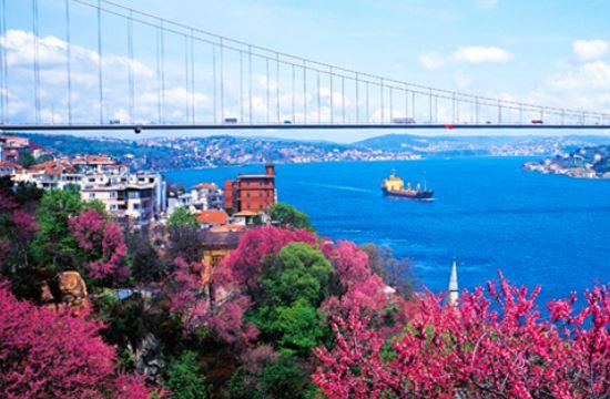 Τουρκικός τουρισμός: 52 εκατ. αφίξεις το 2019, 75 εκατ. ο στόχος για το 2022