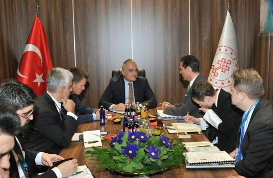Πώς ο τουρκικός τουρισμός θα φτάσει τα 70 εκατ. αφίξεις και τα 70 δισ.δολ. έσοδα μέχρι το 2023
