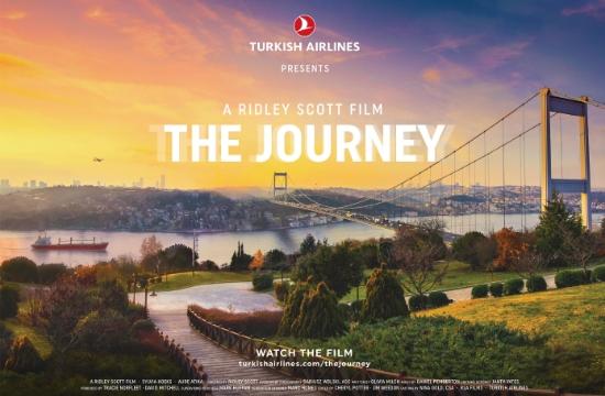 Turkish Airlines: Ταινία μικρού μήκους του Ridley Scott για την Κωνσταντινούπολη