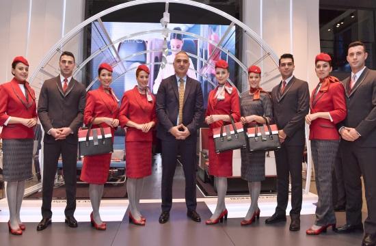 Οι νέες στολές της Turkish Airlines σε επίδειξη μόδας στην ITB Berlin 2019