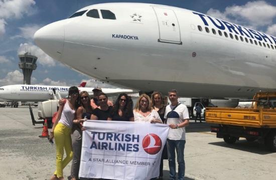 Turkish Airlines: Ταξίδι εξοικείωσης για Έλληνες τουριστικούς πράκτορες στην Ανδαλουσία
