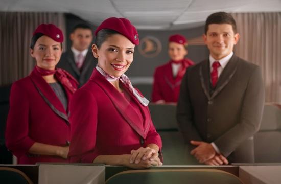 Turkish Airlines: Νέες επετειακές στολές για το πλήρωμα