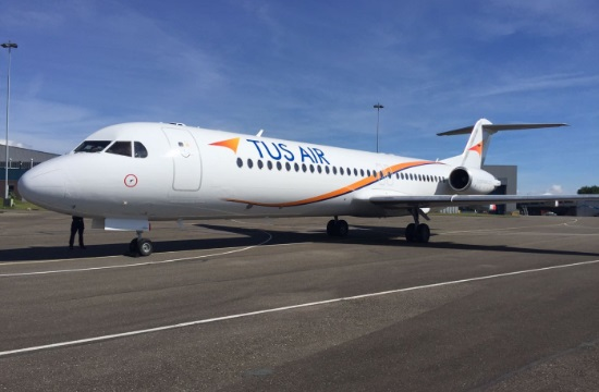 TUS Airways: Νέο αεροπορικό μοντέλο στην Ελλάδα