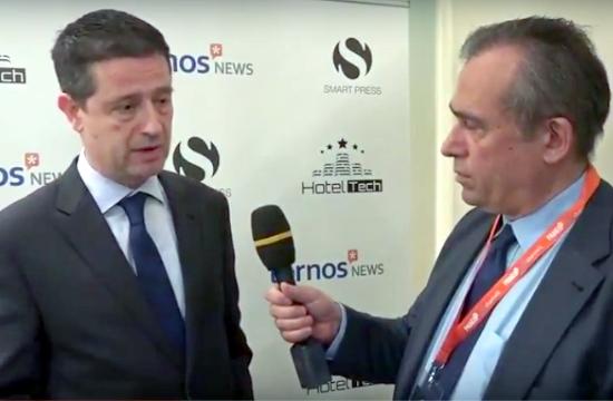 Γ. Τζιάλλας: Οι προτεραιότητες του Υπουργείου Τουρισμού - Συνέντευξη στο Tornos News