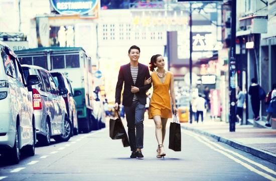 Έρευνα Global Blue: Περισσότεροι από τους μισούς διεθνείς αγοραστές είναι πρόθυμοι να ταξιδέψουν στο εξωτερικό