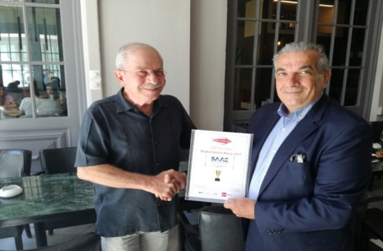 Ο Ντίνος Φραντζεσκάκης πρόεδρος στον Σύνδεσμο Αντιπροσώπων Αεροπορικών Εταιριών