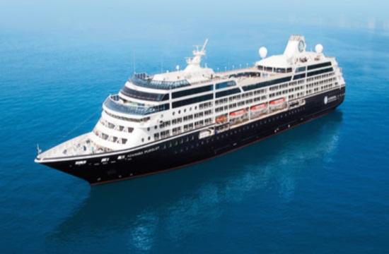 Νέο υπερπολυτελές κρουαζιερόπλοιο για την Azamara Club Cruises