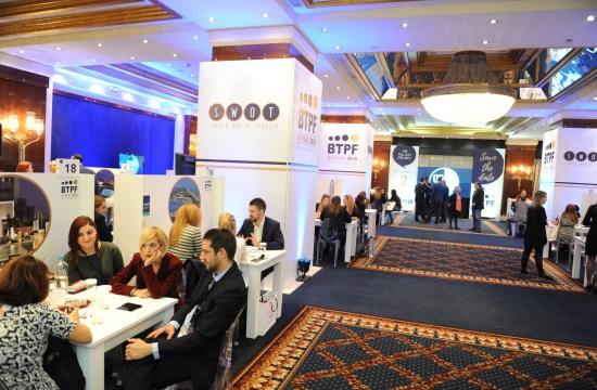 1600 συναντήσεις στο Business Travel Professionals Forum της SWOT
