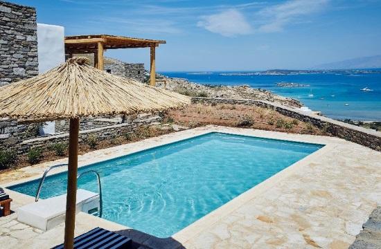 To 24 Estate Villas Paros στο δίκτυο Homes & Villas by Marriott