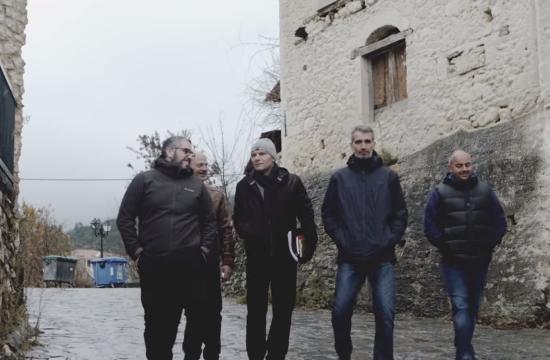 Το Ίδρυμα Σταύρος Νιάρχος στηρίζει την αναβίωση της Βαμβακούς (video)