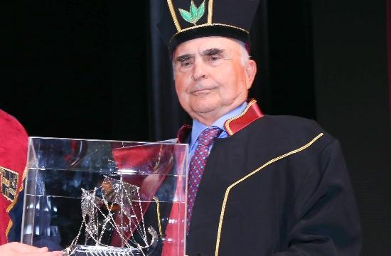 Πέθανε ο Θεόδωρος Βασιλάκης, ιδρυτής της Aegean Airlines και της AutoHellas (Hertz)