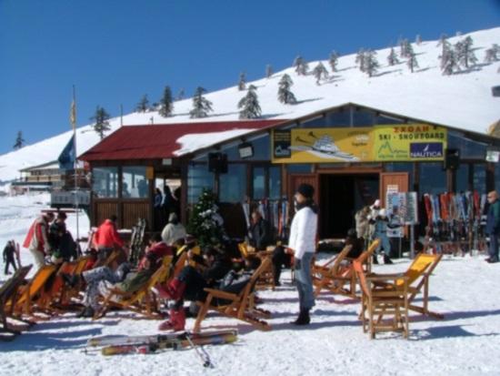Χ. Κ. Βασιλίτσας: Διαγωνισμός για ενοικίαση καταστήματος ειδών χιονοδρομίας έως το 2021