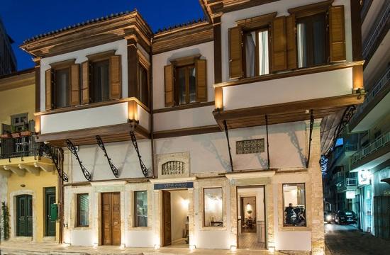 Διεθνής διάκριση για το Veneziano Boutique Hotel