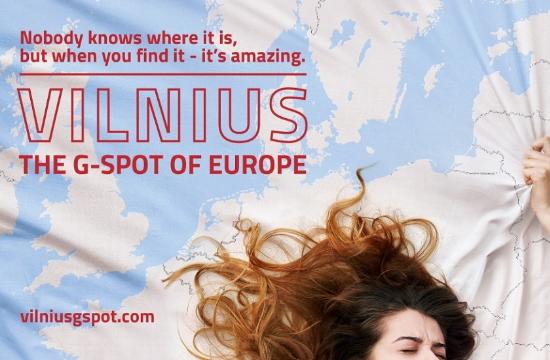 Η σέξι διαφήμιση απογείωσε τις αφίξεις στο Βίλνιους