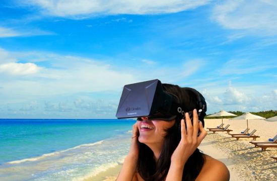 Ραγδαία εξάπλωση των εξαρτημάτων Εικονικής Πραγματικότητας