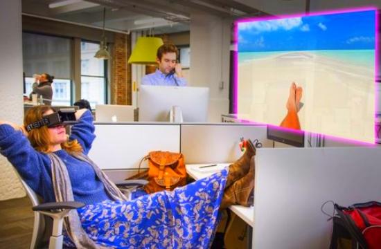H εικονική πραγματικότητα διεισδύει στα συνέδρια - πώς θα επηρεαστεί η επιλογή ξενοδοχείου
