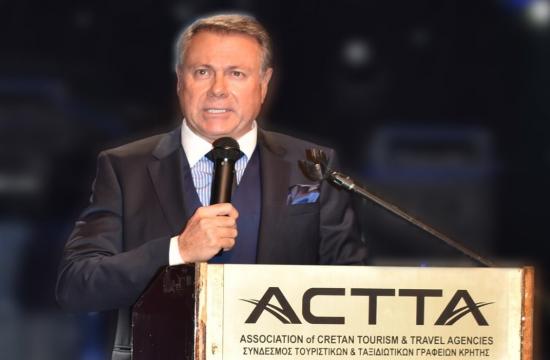 Μ.Βλατάκης   Thomas Cook: Η αγορά πάντα αυτορυθμίζεται- Βραβεία σε Aegean και σε υπαλλήλους τουριστικών γραφείων στην Κρήτη