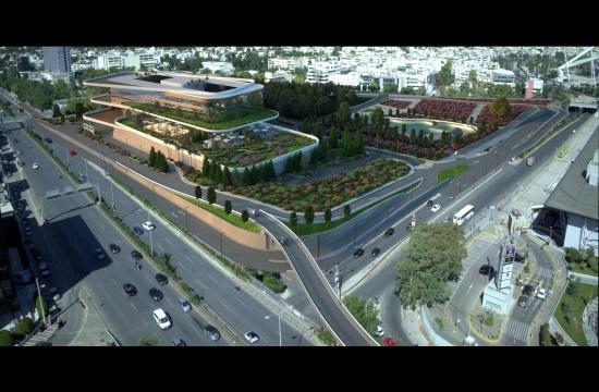 """Στην τελική ευθεία η επένδυση """"VORIA"""" στο Μαρούσι, όπου θα μετακομίσει το καζίνο της Πάρνηθας"""