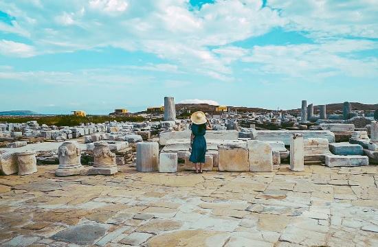 Η DiscoverGreece παρουσιάζει νησιά του Αιγαίου