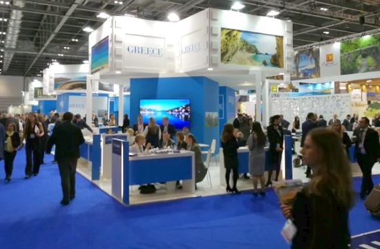 ΕΟΤ:  260.000 ευρώ τα λειτουργικά έξοδα για τη συμμετοχή στην WTM