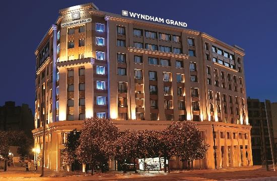 Βραβείο Social Media Champion στο Wyndham Grand Athens