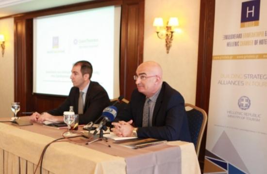 ΞΕΕ: 340 εκατ. ευρώ και 6.174 θέσεις εργασίας οι απώλειες στην Oικονομία από τo φόρο διαμονής