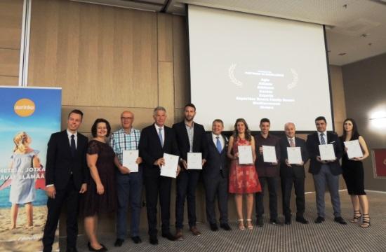 Ο φινλανδός t.o. AURINKOMATKAT βραβεύει ξενοδοχεία της Ρόδου