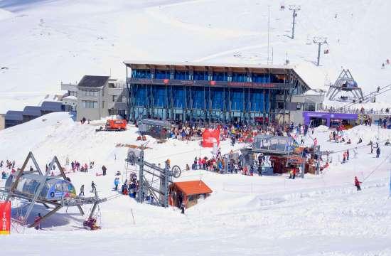 Παύση λειτουργίας των Χιονοδρομικών Κέντρων Παρνασσού και Βόρα-Καϊμακτσαλάν για την περίοδο 2019-2020