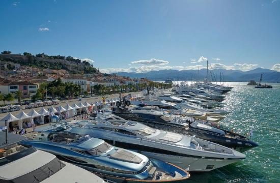 Το Mediterranean Yacht Show επιστρέφει για 7η χρονιά στο λιμάνι του Ναυπλίου