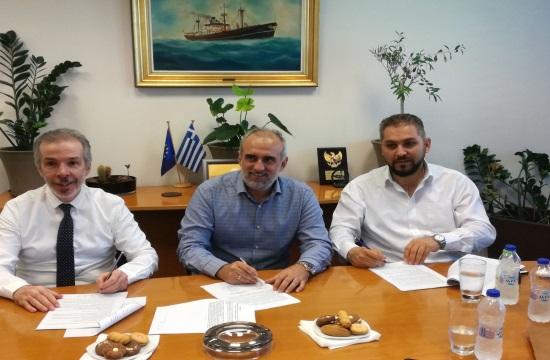 Σύμβαση παραχώρησης λειτουργίας υδατοδρομίου στο Λιμένα Πατρών